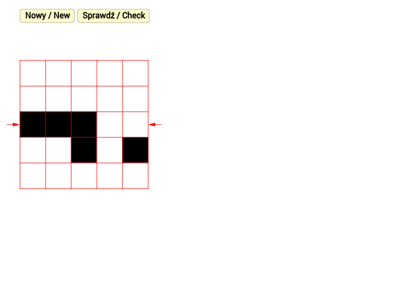 Symetryczny wzór 1/ Symmetrical pattern 1
