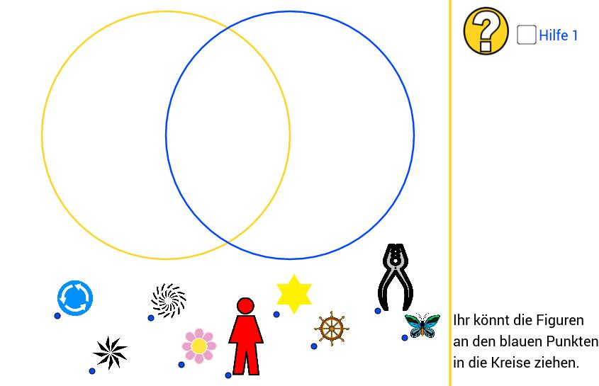 Tatort Tankstelle - Simulation 5 - Figurenbilder sortieren