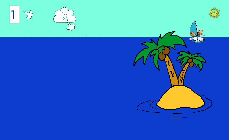 Ir a la isla