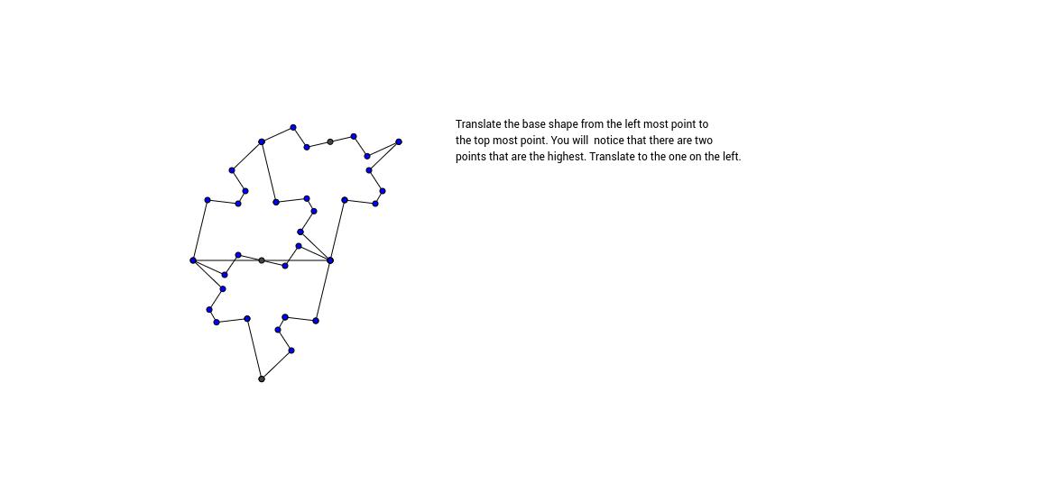 Rotation Tessellation Triangle Step 13