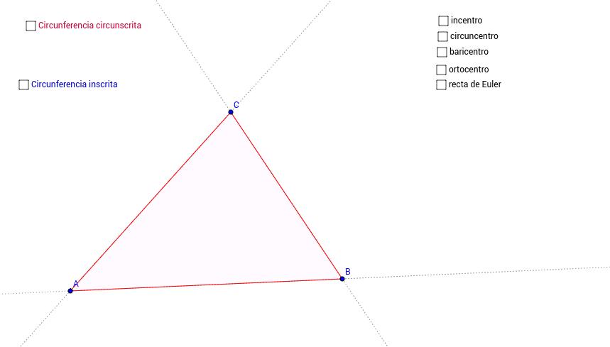 La recta de Euler