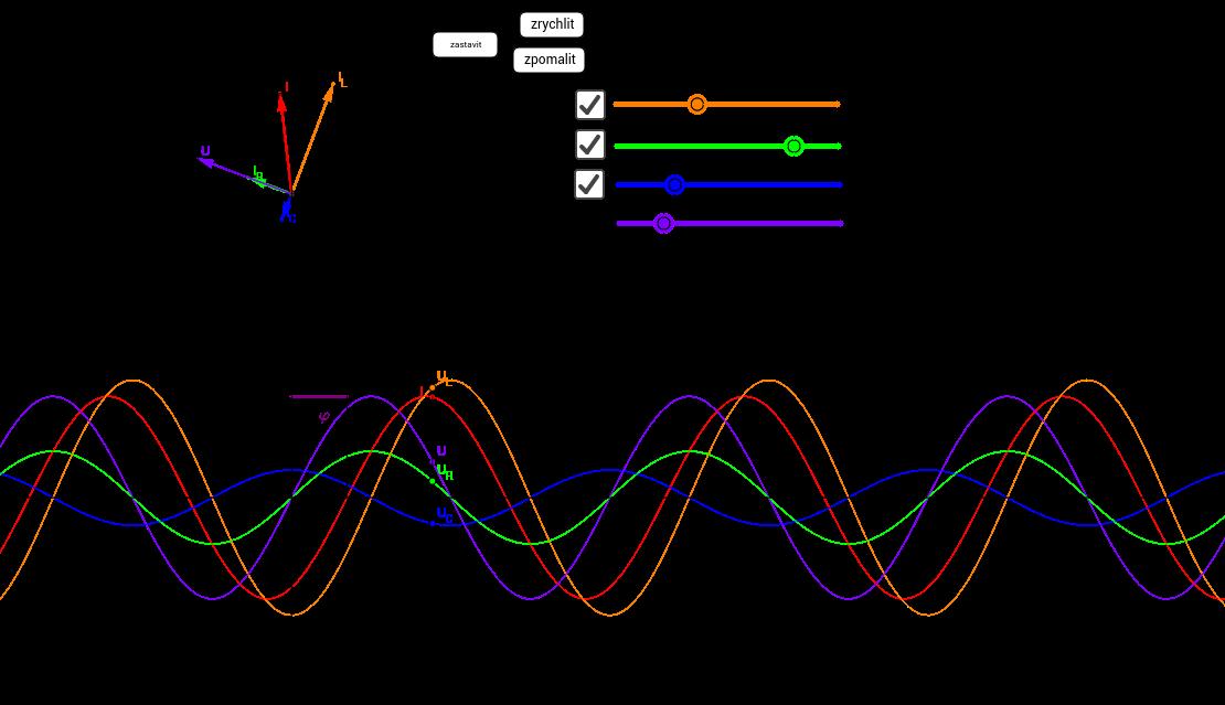 Paralelní LRC obvod
