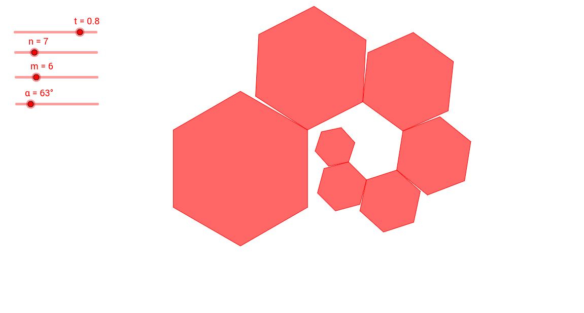 Sequência de polígonos