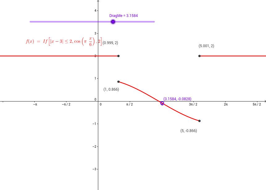 C0104X50TL  Examine the continuity of the piecewise function
