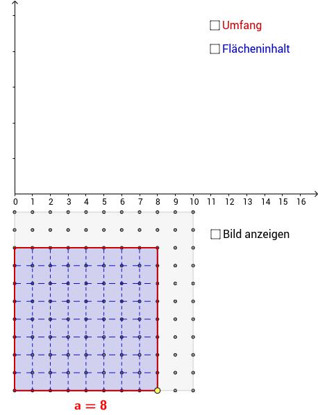 Geobrett - Quadrat