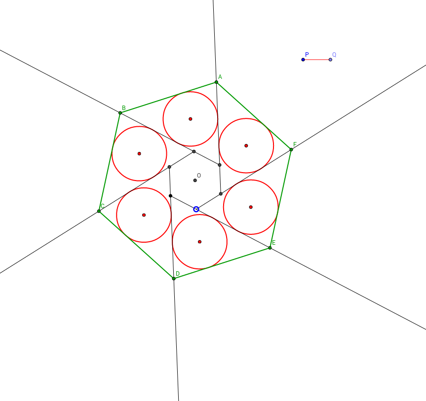Regular hexagon