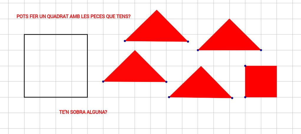 Puzle geomètric 8