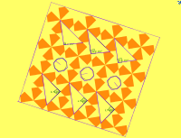 Pythagorean Mosaic # 90