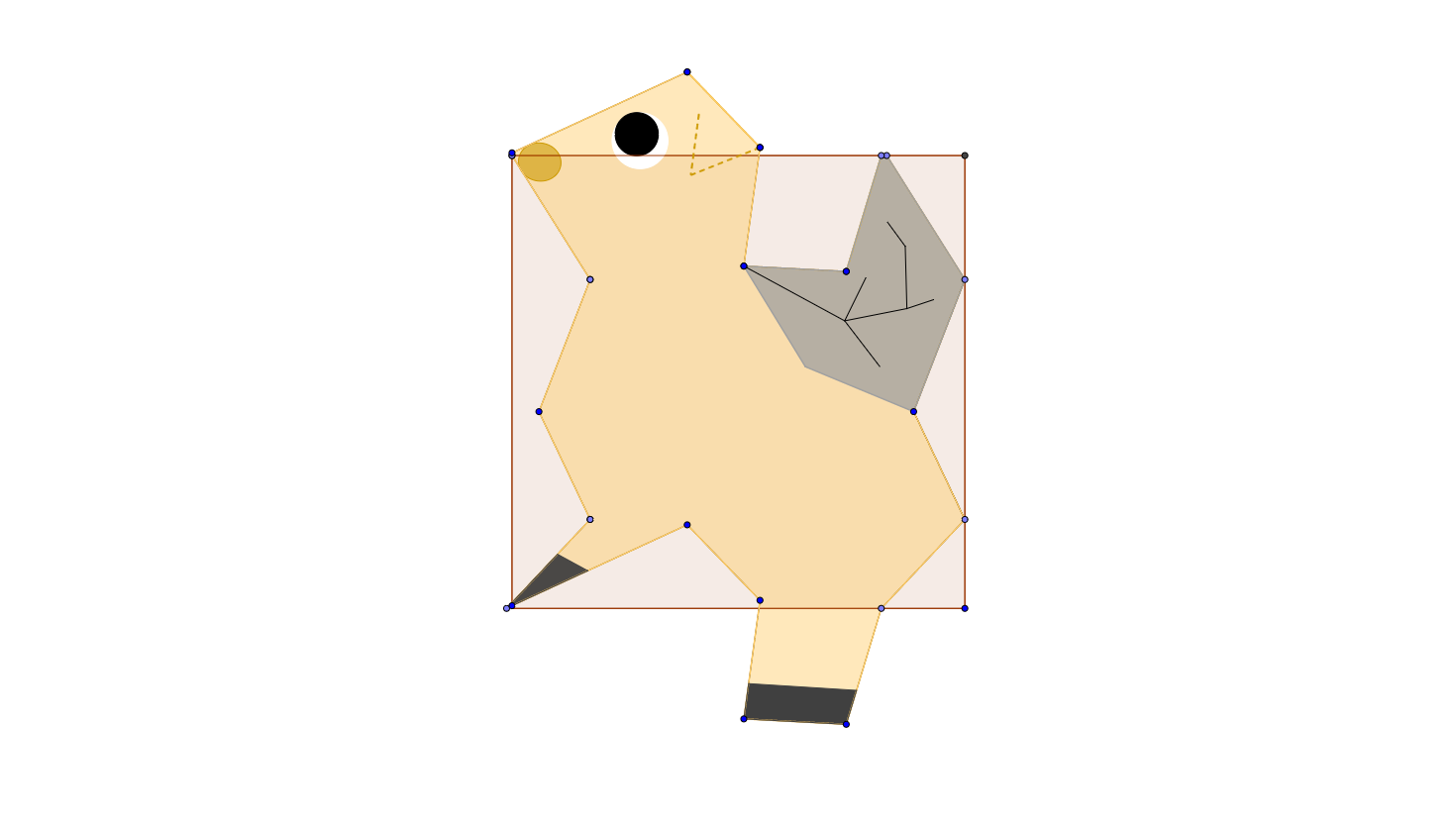 Tessellation Step 5: Decorating your Tessellation Object