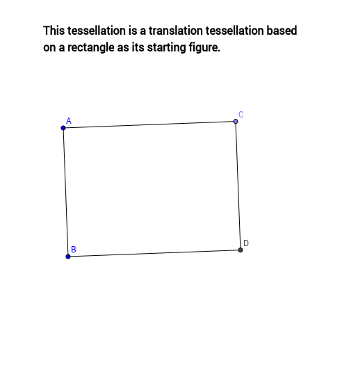 Tessellation from Rectangle (Intro)