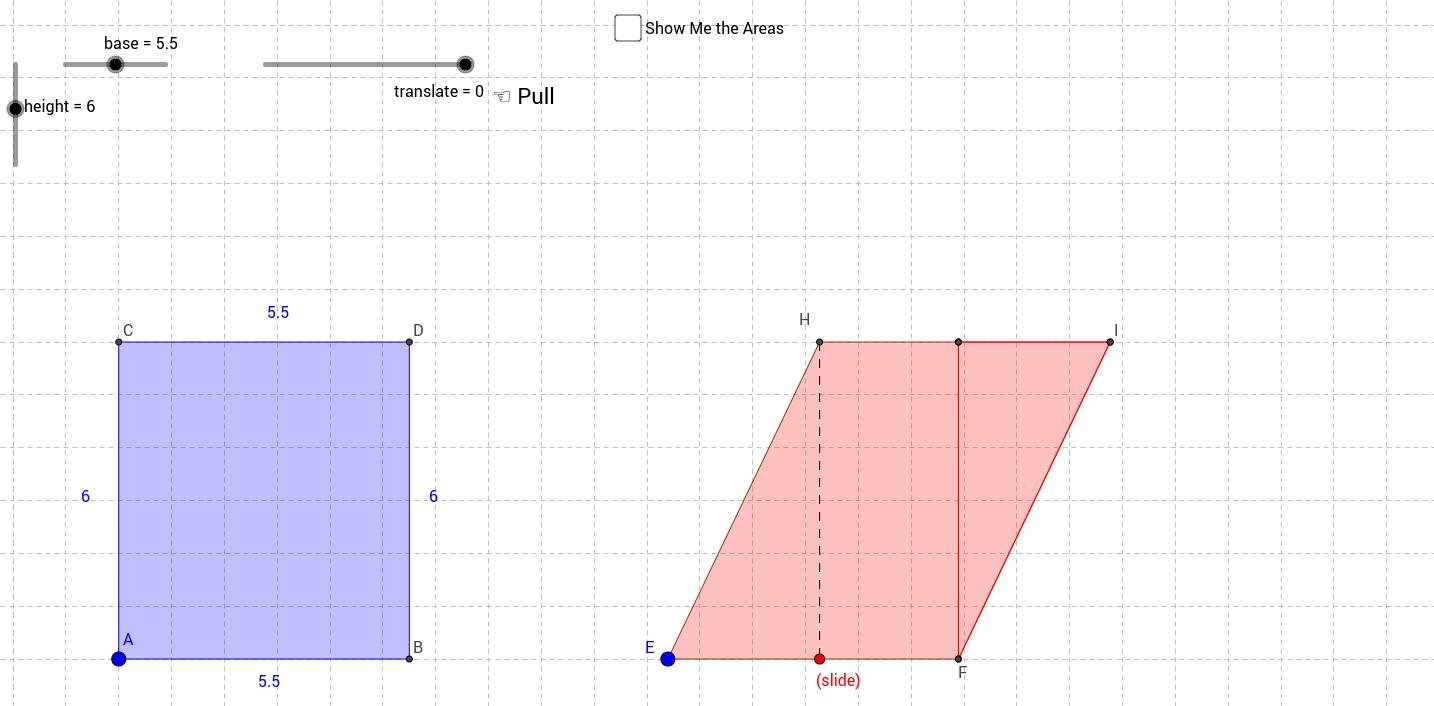 Parallelogram Transform