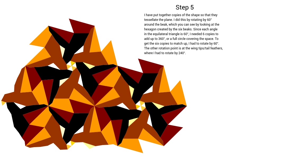 Tessellation 2 Step #5