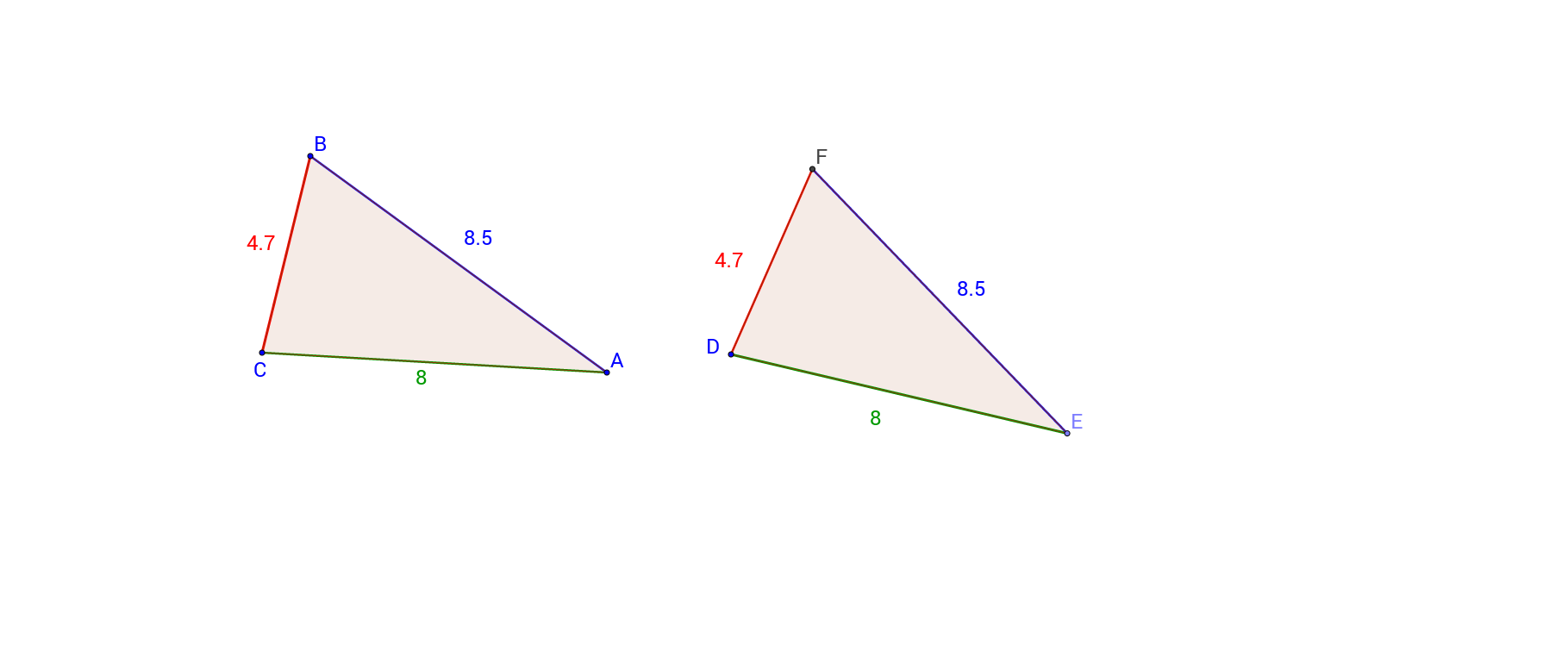congruent triangles 4  sss