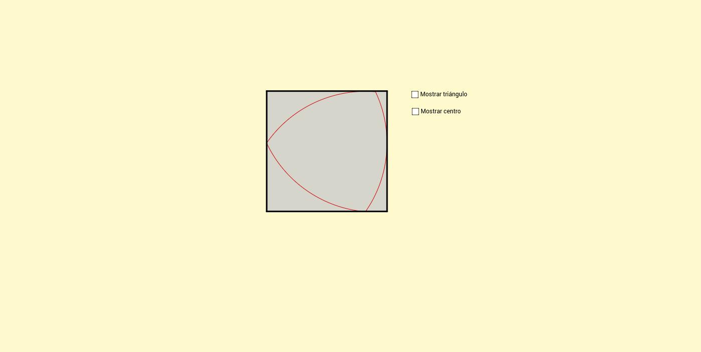 Triángulo de Reauleaux