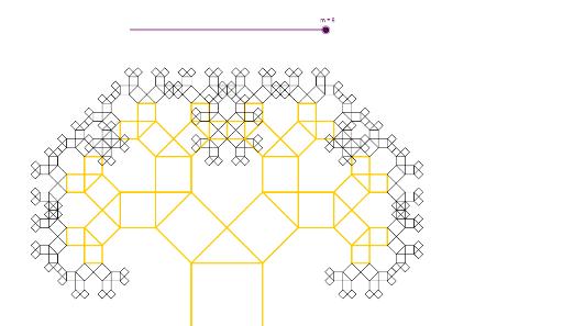 Pythagoras Tree