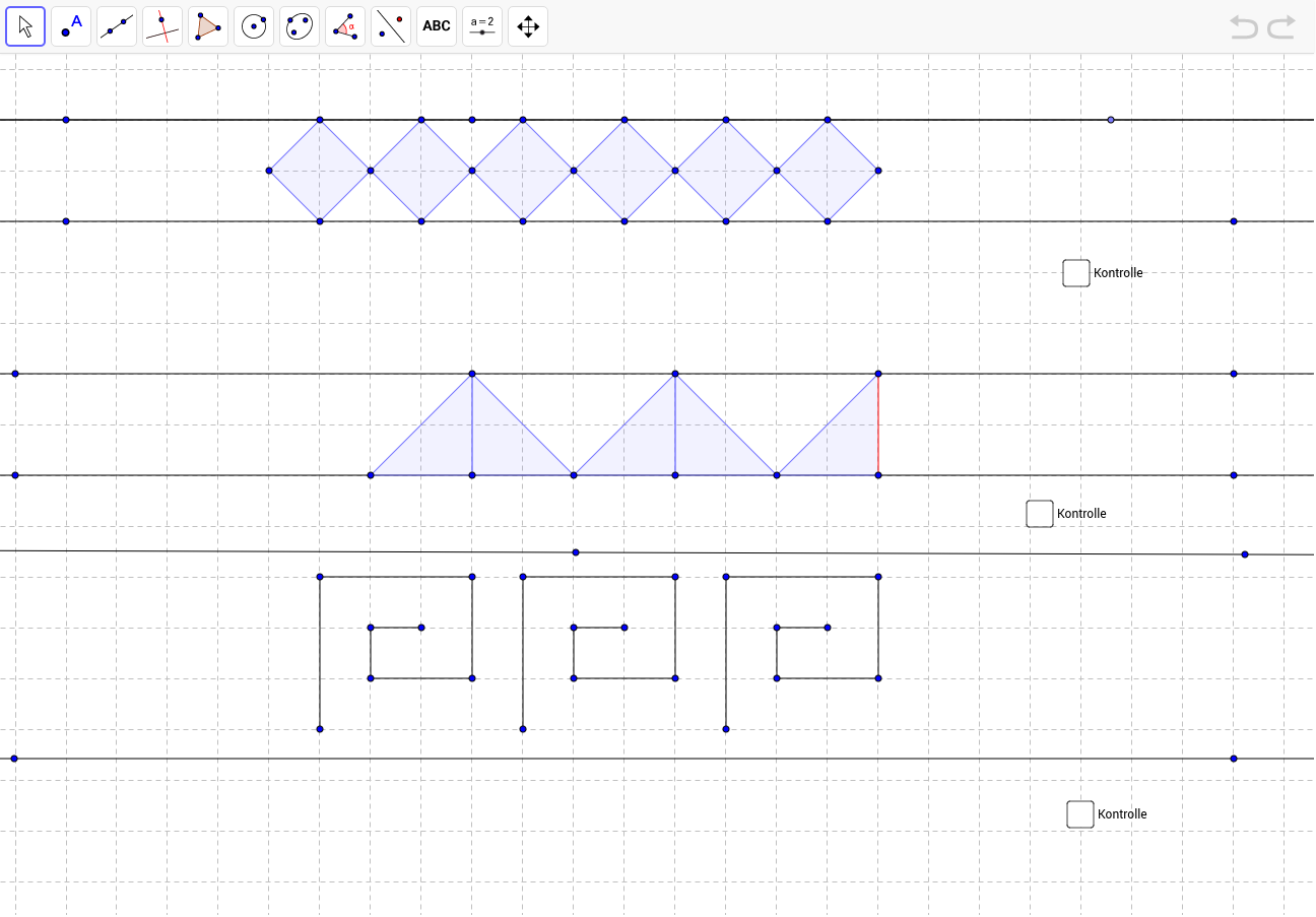 arbeitsblatt 2 bandornamente geogebra. Black Bedroom Furniture Sets. Home Design Ideas