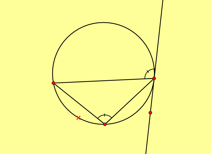 Angle in the Alternate Segment