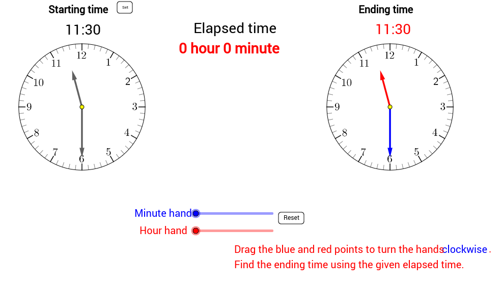 Find the Ending Time