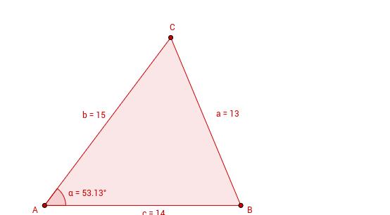 Aufgabe Umkreis Dreieck konsturieren