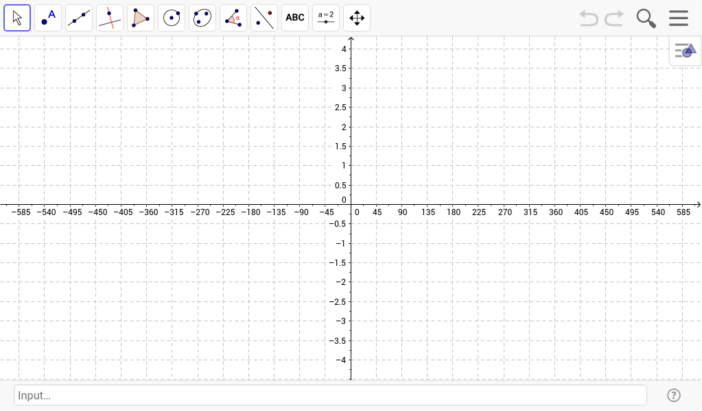Trigonometry GeoGebraBook – Graphs of Trigonometric Functions Worksheet