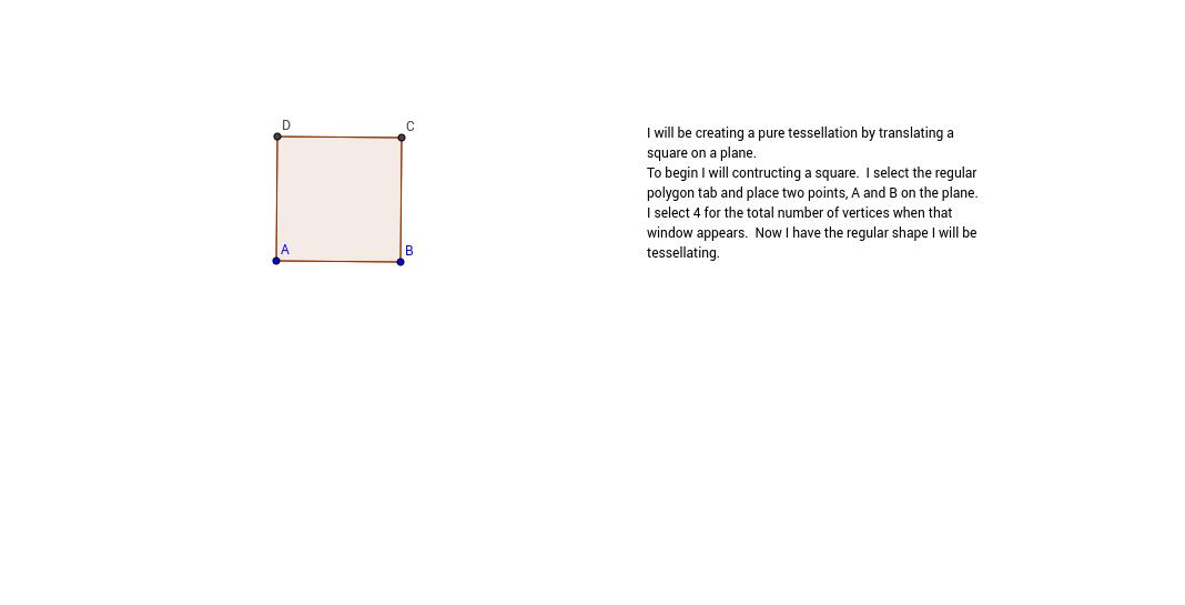Tessellation 1A