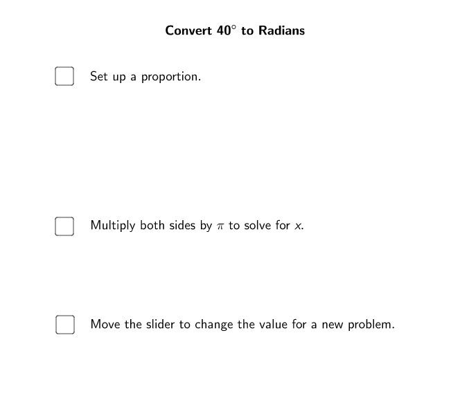 UCSS Math II 6.4.1 Example 1
