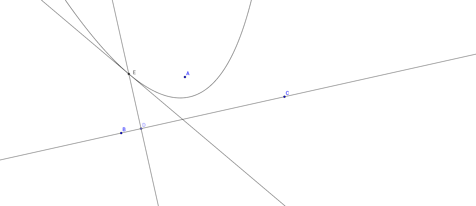 Parabola Construction