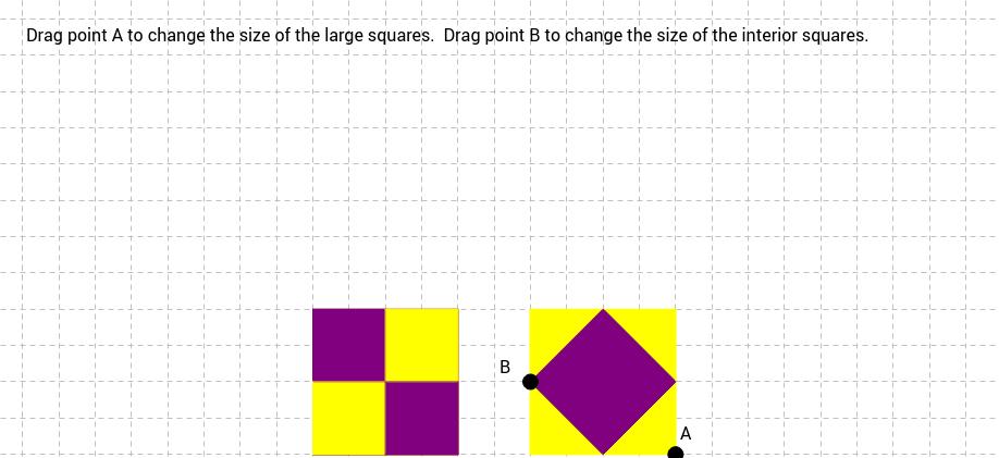Pythagorean Theorem Animation 5