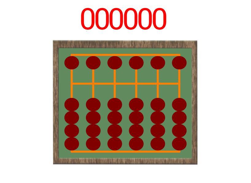 Ábaco japonés (soroban)