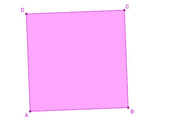 Quadrilateral 4 - Square