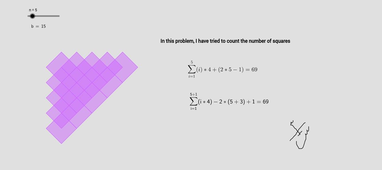 تعداد مربعات چندتاست؟