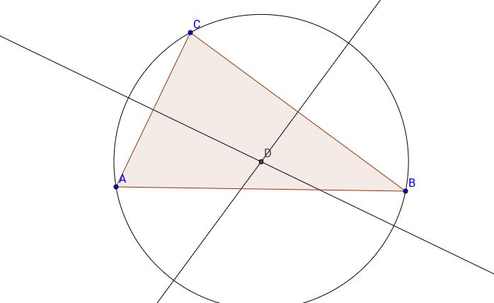 01 Umkreis eines Dreiecks