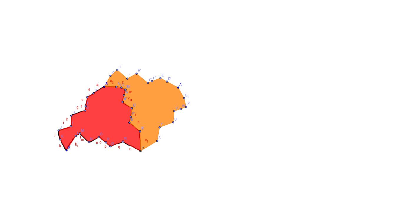 Triangle tessellation rotation