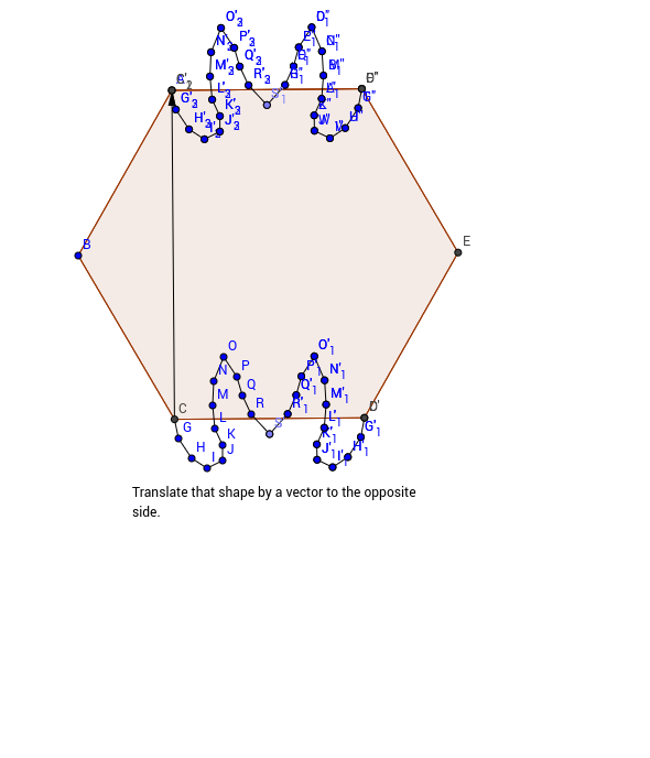 Translation Tessellation 3