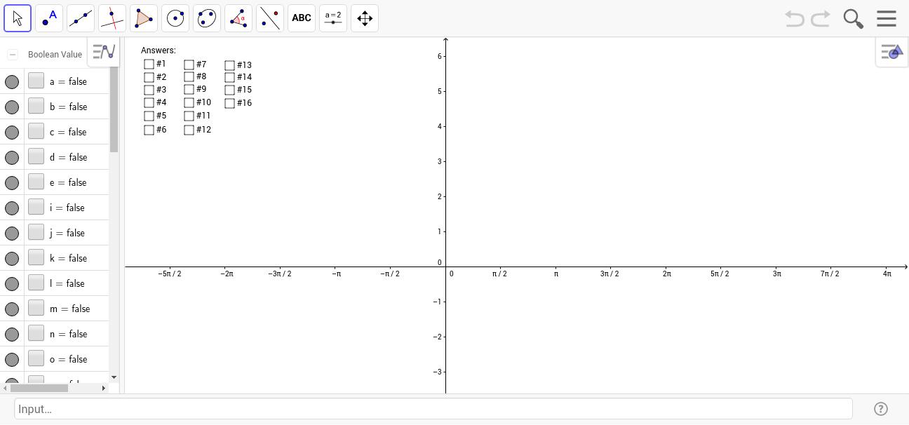 answers to graphing trigonometric functions wksht geogebra. Black Bedroom Furniture Sets. Home Design Ideas