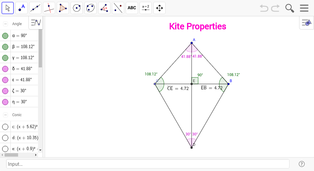 Kites and Trapezoids Lesson Plans & Worksheets Reviewed by Teachers