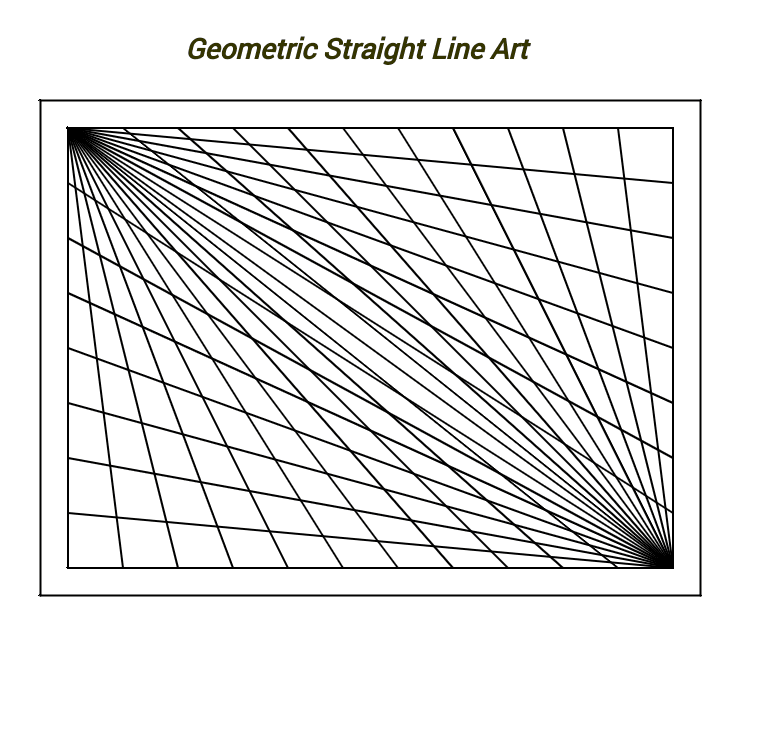 Geometric Line Drawing Artists : Geometric straight line art geogebra